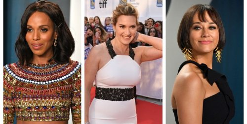 Famous actresses you didn't realise were in their 40s