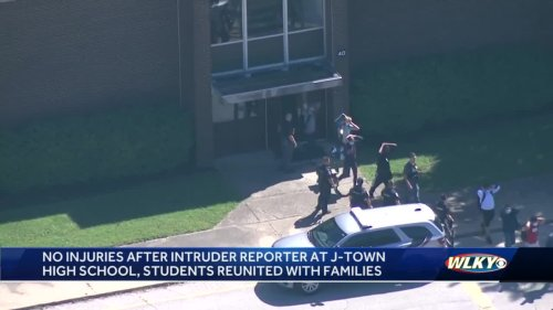 ' If anything happens to me I love you': Students sent what they thought were final messages to their parents during Jeffersontown H.S. lockdown