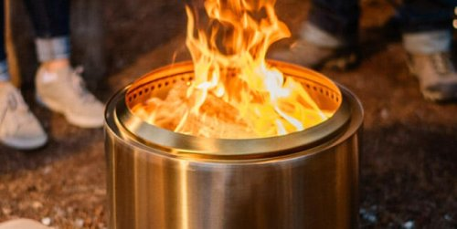 Save on the Perfect Portable Fire Pit for Your Backyard