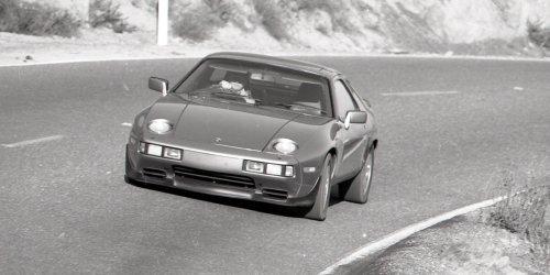 Tested: Porsche 928S