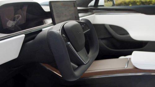 Tesla's yoke steering is spreading