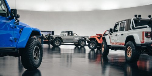 Celebrate All Things Jeep Pickup with These Awesome 2019 Easter Jeep Safari Concepts