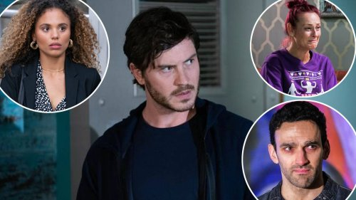 Who has Gray Atkins killed in EastEnders?