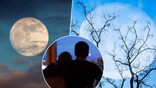 A pink supermoon is on it's way this month - find out when you can see it