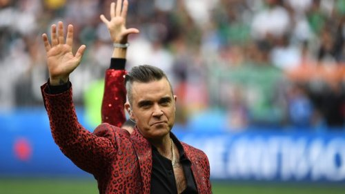 Robbie Williams denies he and Ayda Field are joining X Factor for £10m