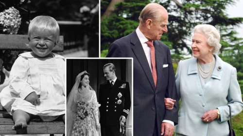 Prince Philip - a life in pictures