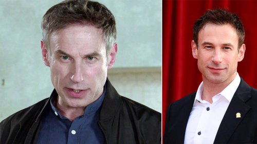 Who is Corey Brent's dad Stefan in Coronation Street?