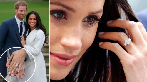 Meghan Markle engagement ring: Everything you need to know including why it was really changed