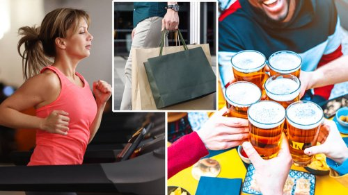 Full list of everything you can do today as hairdressers and non-essential shops reopen