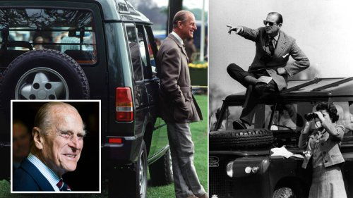 Why Prince Philip's coffin is being carried in a custom Land Rover