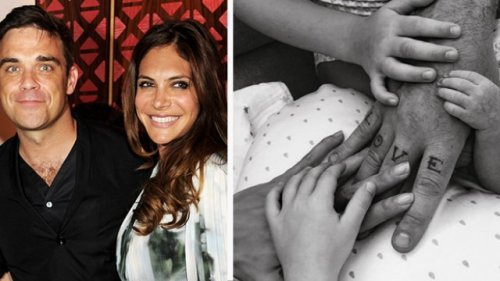 Robbie Williams breaks silence on newborn after welcoming a daughter via surrogate