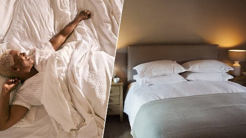 Hotel expert says you should get rid of your fitted sheet for a better night's sleep