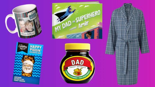 Personalised Father's Day gifts to add a thoughtful touch