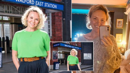 EastEnders teasers first look as Janine Butchers returns after seven years