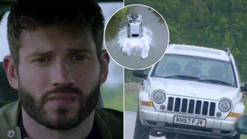 Emmerdale fans convinced Jamie Tate dies after horror lake crash