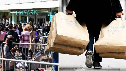 Full list of all Primark stores extending their opening hours for first week of reopening
