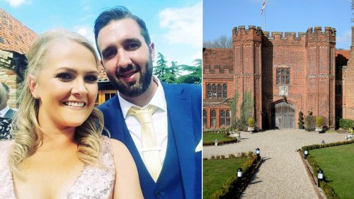 Bride suing wedding venue for £150,000 after slipping on dance floor