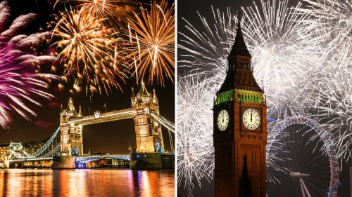 London's New Year's Eve fireworks cancelled for second year running