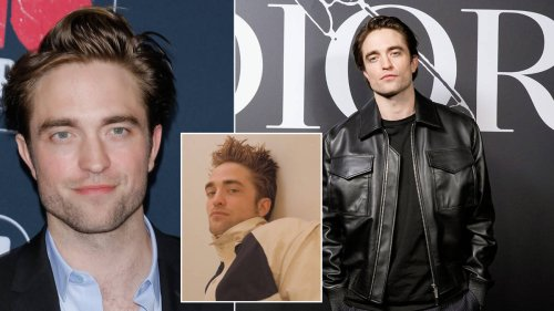 Robert Pattinson is the most handsome man in the world, according to the 'Golden Ratio'