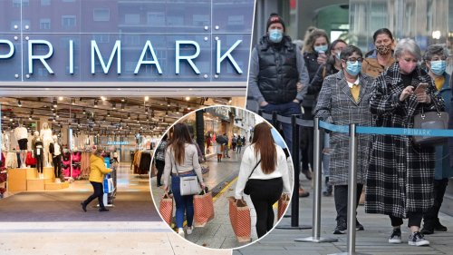 When does Primark open and what are the new opening times?