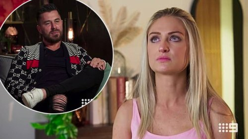 Married at First Sight Australia's James dramatically QUIT after Joanne fall out
