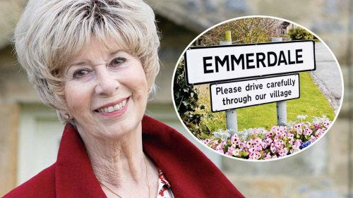 Diane Sugden actress quits Emmerdale after 22 years