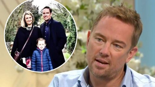 Simon Thomas opens up about the pain his son, 9, will face growing up without a mum