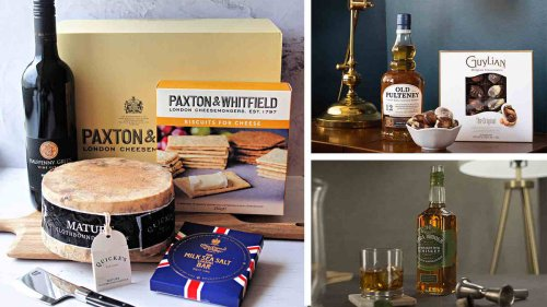 Father's Day alcohol and food gifts: From whisky and cocktail kits, to red wine and cheese