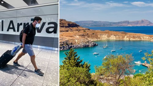 Travel company sends 187 people on eight-day trip to Greece as Covid holiday experiment