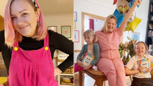 Molly Forbes' top tips to help parents raise their kids with positive body image