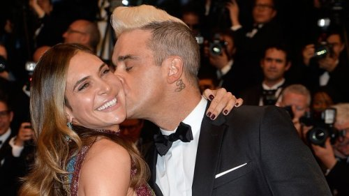 Robbie William defends wife Ayda's role as an X Factor judge