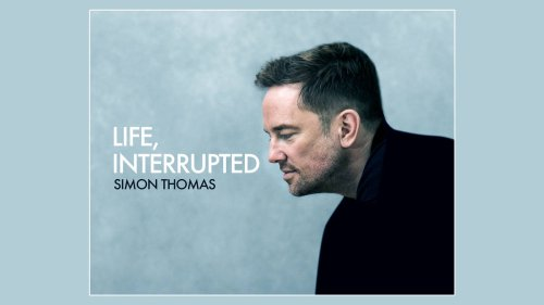 Simon Thomas shares stories of adversity and grief in his new podcast Life Interrupted