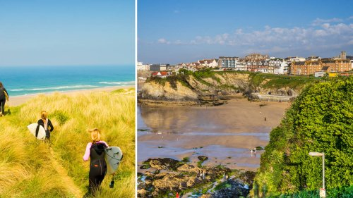 The top 10 best places to sell homes in the UK revealed - including Newquay and Plymstock