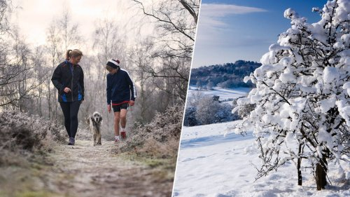 UK weather: Met Office warns snow could fall within weeks