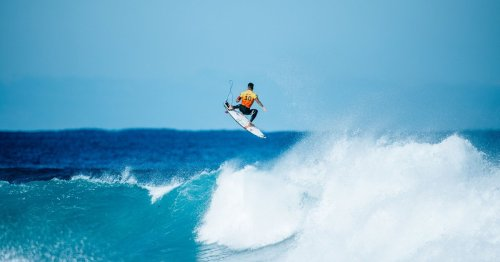 Sally Fitz and Gabriel Medina Win Rip Curl Rottnest Search - SURFER Magazine