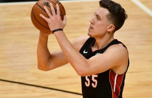 Duncan Robinson's Humble Reaction After Passing Dwyane Wade in Miami Heat Record Books