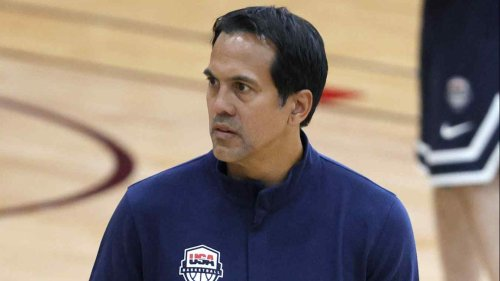 Report: Erik Spoelstra emerges as potential candidate for Team USA's head coaching vacancy