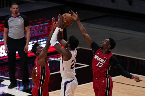 Report: 2 Miami Heat players named to All-Defensive team