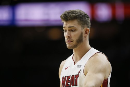 Meyers Leonard reflects on his journey these last 3 months: 'I'm so thankful through a very dark moment'