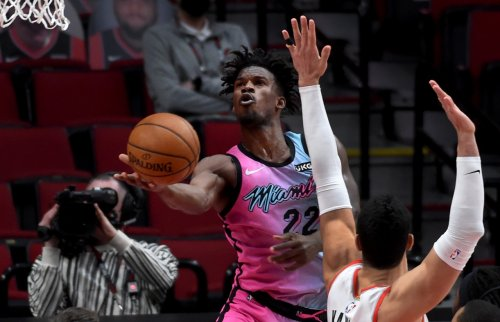 Report: Jimmy Butler becomes only Miami Heat player to make All-NBA team this season