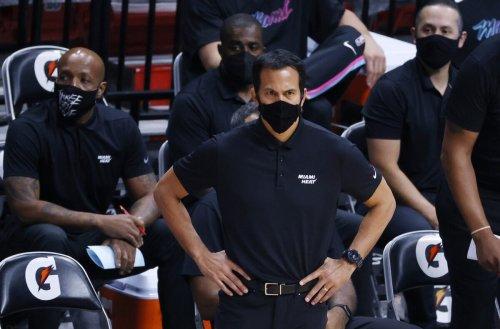 Report: Rumors of Erik Spoelstra leaving Miami Heat for Portland Trail Blazers are 'dead'
