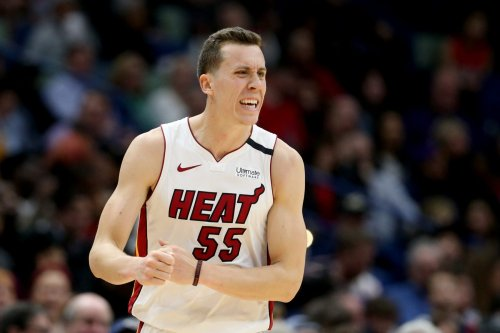 Duncan Robinson makes it clear that he would 'love' to come back to Miami Heat