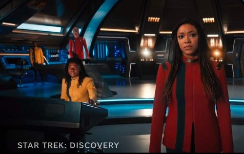 Has 'Star Trek: Discovery' Season 4 Finished Production?
