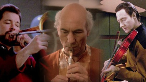 How Real Was the Music on 'Star Trek: The Next Generation?'
