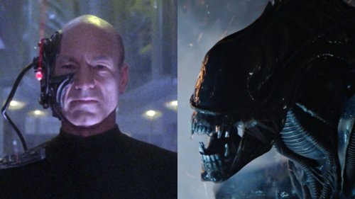 How 'Star Trek' and 'Alien' Have Influenced Each Other