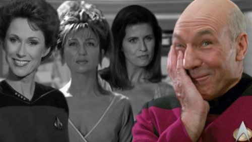 Patrick Stewart on the Picard Love Interest He'd Like to Bring Back