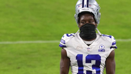 Cowboys WR Michael Gallup Injured After 'Scary' Incident [WATCH]