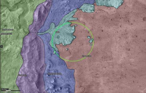 NASA Perseverance Rover Seeks Evidence of Past Life on Mars