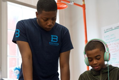 Two percent of teachers are black men. A city is trying to recruit more.