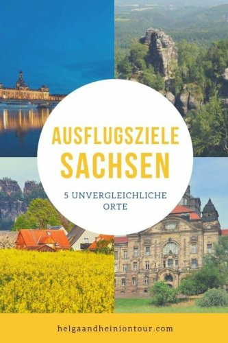 Ausflugsziele Sachsen - 5 Orte die bisher nicht kanntest